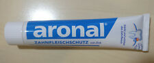 ARONAL Toothpaste 2,64 oz, with zinc,Fresh from Germany, fits perfect with Elmex