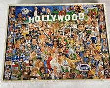 White Mountain Hollywood Movie Stars 1000-pc Puzzle #254  2003