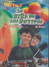 DVD - La Nina De Los Hoyitos NEW Pedrito Fernandez Usi Velazco FAST SHIPPING !