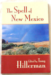The Spell of New Mexico by Tony Hillerman
