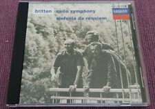 Britten / Rostropovich – Britten - Sinfonia Da Requiem / Cello Symphony