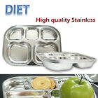 DIET TRAY / High Quality Stainless steel / Food Control Plate / Korean Made
