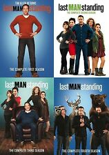 LAST MAN STANDING: Tim Allen TV Series Complete Seasons 1-4 1 2 3 4 Box DVD Set