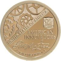 2018-S One AMERICAN INNOVATION PROOF DOLLAR  COA /& BOX ONLY NO COIN EMPTY