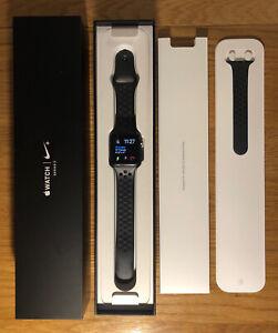 Apple Watch Series 3rd Generation GPS 42mm Nike+ Space Grey - USED