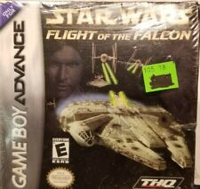 Star Wars Flight Of The Falcon (Game Boy Advance 2003) NEW SEALED - Authentic