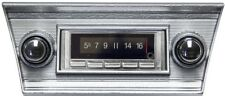 1966-1967 Chevy Chevelle 300 w USA-740 AM FM Car Stereo/Radio built-in Bluetooth