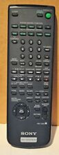 SONY RM-U262 REMOTE CONTROL TESTED