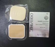 Shiseido White Lucent Brightening Ochre 10 (O20) Spot Control Foundation Refill