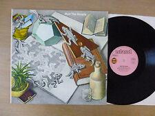 Mott The Hoople - same, LP,  GER 1969, Pink Island Eye, 1st press, Vinyl: vg+