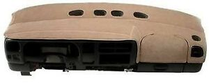 Ford Truck Carpet Dash Cover 10 Color Options - Custom Fit DashBoard Cover