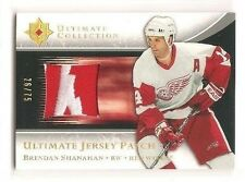 Brendan Shanahan 2005-06 Upper Deck Ultimate Collection Game-Used Patch 26/75
