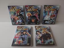 Lote de 5 DVD Manga supernenas Lost Universe - La'integral - 1 à 5 VOST FR