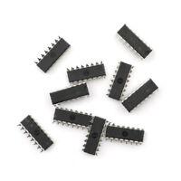 10X 74HC595 74HC595N SN74HC595N Integrated Circuit IC DIP-1ODFS