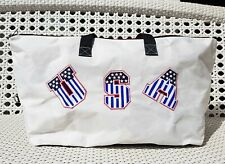 Waterproof Recycle SailCloth Beach Bag USA Gifts for Her