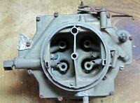 Mid 1950s Buick Olds Pont Rochester 4 BBL Carburetor RebuildAble BIG ESTATE 8302
