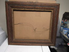 Arts & Crafts Gold Gilded Picture Frame