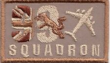 RAF 99 Squadron Operations Desert Embroidered Patch ** LAST ONE **