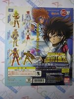 Saint Seiya Heaven Chapter Overture Gashapon Toy Vending Machine Paper Card