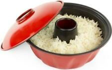 Andrew James Bundt Tin Rice Dish for Mini Cooker 12l Halogen Oven