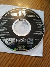 Sound Choice Karaoke Disc Sc8117 Songs Your Mother Wouldn't Let You Sing Cd+G