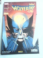 ALL NEW WOLVERINE  X MEN 1 ( marvel panini France 2016) + old man logan