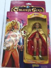 1984 Golden Girl & the Guardians of the Gemstones Rubee poseable action figure