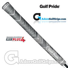 Golf Pride New Decade Multi Compound MCC Plus 4 Jumbo Grips - Black / Grey x 1