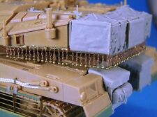 Legend 1/35 #1178 IDF Merkava Mk.IV Turret/Rear Hull Basket Set for Academy