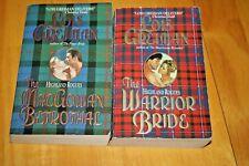 Highland Rogues Series/2 by Lois Greiman/MacGowan Bethrothal/Warrior Bride
