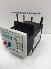 Neu Siemens Sirius 3RU1136-4BB0 Schalter 3ru1136 4bb0