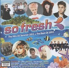 So Fresh-The Hits of Summer 2013 + The Best of 201 - SO FRESH-THE HITS OF SUMMER
