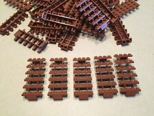 LEGO lot of 5 Brown Stairs Staircase Steps Ladder Modular