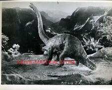 "The Lost World 1925 Willis O'Brien 8x10"" Photo From Original Negative L4893"