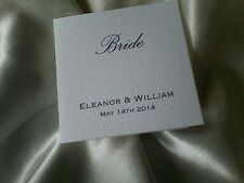 Personalised 101-500 Wedding Favours