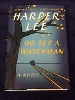 Harper Lee Go Set a Watchman Rare Signed Autograph Hardback 1st Edition Book