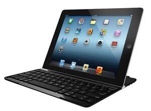 Logitech Ultrathin Keyboard Cover für iPad iPad 2, 3, 4 Schweiz/Deutsch/QWERTZ N