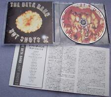 BETA BAND Hot Shots II JAPAN CD WITH LARGE LYRIC SHEET AND BONUS TRACK Indie
