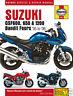 Haynes Suzuki GSF600 GSF1200 600 650 1200 Bandit Werkstatthandbuch