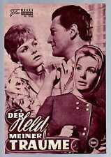 DER HELD MEINER TRÄUME / NFP 1966 Wien / Carlos Thompson, Heidi Brühl, M.Perschy