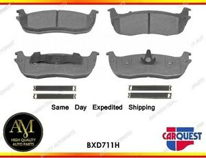 *Disc Brake Pads ceramic 711H fits, Rear 2001-2002 Ford expedition,navigator.