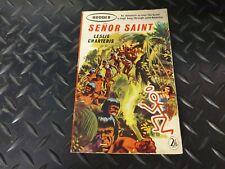 Leslie Charteris Senor Saint Hodder 1962