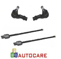 ASC Track Rod Ends Inner And Outer Ends Left And Right For Vauxhall Corsa C