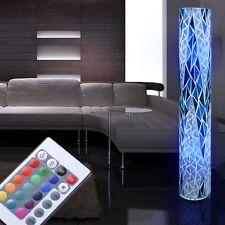 LED RVB Lampadaire Chambre à coucher Variateur Télécommande Hauteur 150 cm