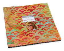 "Moda FABRIC Layer Cake ~ SUNDAY DRIVE BATIKS ~ by Pat Sloan 40 - 10"" squares"