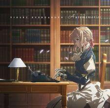 3 - 7 Days | Violet Evergarden Automemories Original Soundtrack OST 2 CD From JP