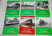 Southern Railway TIES Magazines Issues Complete Year 2006