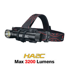 Klarus HA2C CREE XHP70.2 3200LM USB Charging LED Headlamp Flashlight + 18650