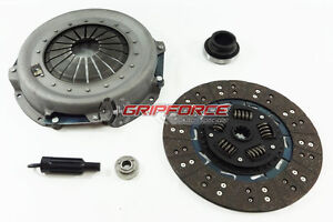 GF HD CLUTCH KIT for 87-97 FORD F SUPER-DUTY F250 F350 PICKUP 7.5L V8