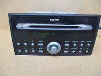 Ford Fiesta Focus S-Max C-Max Sony Radio CD MP3 Player +CODE 4M5T-18C815-BJ